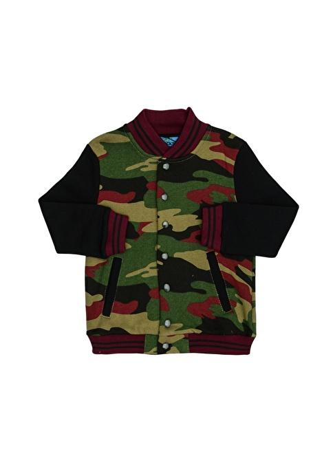 Funky Rocks Sweatshirt Bordo